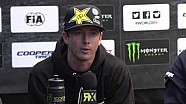 #LYDDENRX DAY 1 PRESS CONFERENCE - 2014 FIA WORLD RALLYCROSS CHAMPIONSHIP