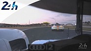 Le Mans 2014 - Audi attacks lap in the first practice session