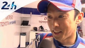 An interview with Kazuki Nakajima, the first Japanese polesitter in the history at Le Mans