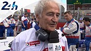Le Mans 2014: interview of Hugues de Chenac