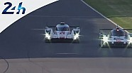 Le Mans 2014: highlights hour 18