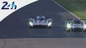 Le Mans 2014: highlights hour 18
