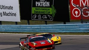 2014 Watkins Glen International Qualifying