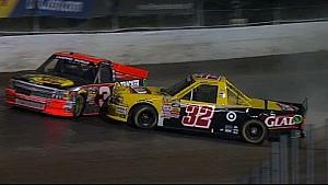 Dillon, Larson tangle, No. 3 penalized