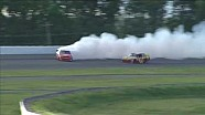 Logano vs. Harvick - 2010 Pocono
