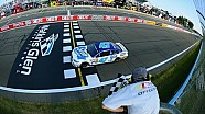 Thrilling fight for the win - 2014 NASCAR Watkins Glen