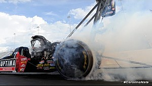J.R. Todd leads Top Fuel Friday in Charlotte | NHRA