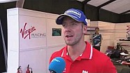 Formula E Beijing ePrix - Sam Bird interview