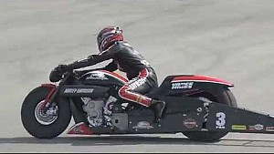 Eddie Krawiec goes No. 1 in Pro Stock Motorcycle St. Louis | NHRA