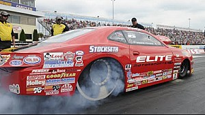 Erica Enders-Stevens sets track record at Maple Grove   NHRA