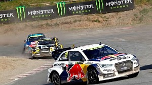 New boys in town - EKS RX - FIA World Rallycross Championship