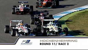 32nd race FIA F3 European Championship