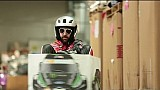 Crazy Cart Gymkhana with Ken Block