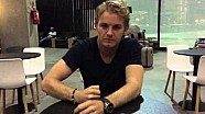 Nico Rosberg Video Blog - Brazil