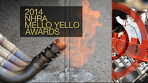 2014 NHRA Mello Yello Awards Ceremony Part 1