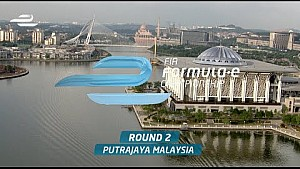 Putrajaya ePrix extended highlights