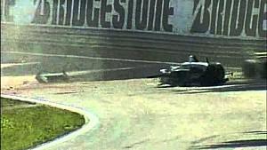 Tom Kristensen at Spa, Belgium 1997 F3000