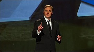 NASCAR Sprint Cup Awards: Jay Mohr Full Monologue - 2014