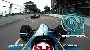 Formula E's onboard cameras