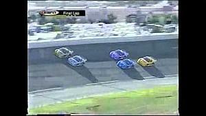 2001 IROC Daytona Final 3 laps