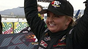 Erica Enders-Stevens Interview | 100 Wins by Women