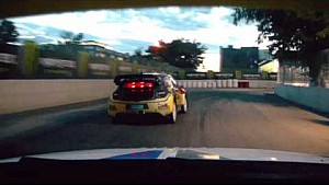 Canada RX Supercar final - Anton Marklund onboard - FIA World Rallycross Сhampionship