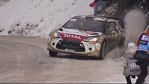 Rallye Monte Carlo 2015 best of crashes and show