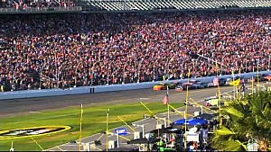 2015 NASCAR Daytona 500 radio highlights