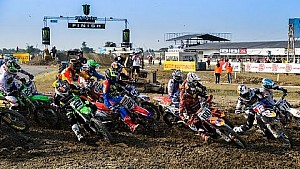 MXGP FULL Qualifying Race - Ryan Villopoto's memorable race