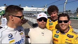 Sebring 2015 Andy Priaulx and friends