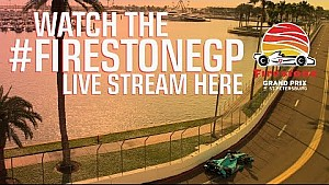 Firestone Grand Prix of St.Petersburg Practice Day 1: Part 2