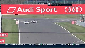 6 Hours of Silverstone Replay: Awesome battle between Audi Sport​ and Porsche​