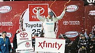Hamlin celebrates dominant performance