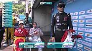 Monaco ePrix - qualifying highlights