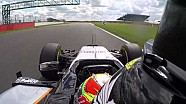 El novato VJM08: detrás de las escenas con Martin Brundle