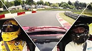How to Drive the Nordschleife, Training Lap with Tom Coronel - Bens Blog