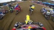 OnBoard with Ken Roczen at Glen Helen moto 2