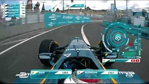 Moscow ePrix - qualifying highlights