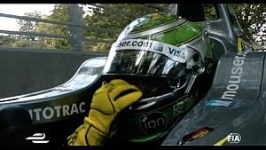 Visa London ePrix race highlights