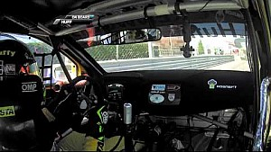 Onboard with Rob Huff in the streets of Vila Real
