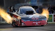 Cruz Pedregon rockets to track record in Chicago #NHRA