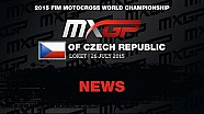 2015 MXGP of Czech Republic race highlights