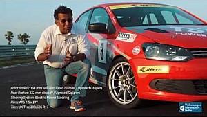 Preview: Volkswagen Vento Cup Car
