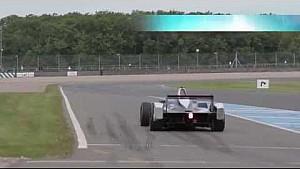 The new sound of Formula E