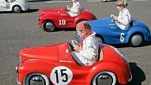 Goodwood Revival: Children's drag race