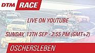DTM Oschersleben 2015 - Race 2 - Live Stream