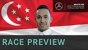 Lewis Hamilton 2015 Singapore Grand Prix Preview