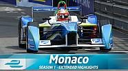 Destacados Extended ePrix Mónaco (Temporada 1 - Ronda 7)