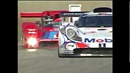 McNish goes airborne at Road America in 1998