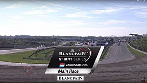 Blancpain Sprint Series - Zandvoort 2015 - Event Highlights